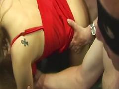 Kim & Jenna Cruz Gang Bang Pt4