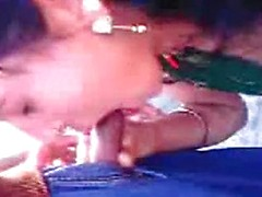 Village bhabi giving hot blowjob leaked mms
