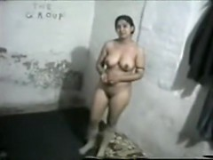 Chubby Indian girlfriend gets screwed in various ways