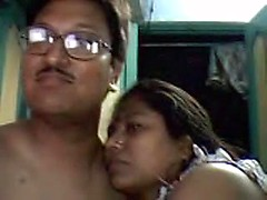 Bengali couple get naughty on cam