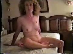 Amateur cuckold blonde wife hot orgasming in hardcore interracial fuck