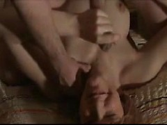 Nice amateur hottie Diana starves for dirty facial cumshot from big cock