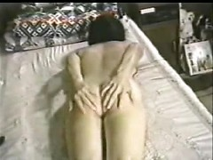 Hot amateur mom relaxes in pussy and ass masturbation on cam