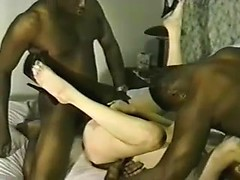 Mindless fuck my wife collection of my wife threesome interracial sex